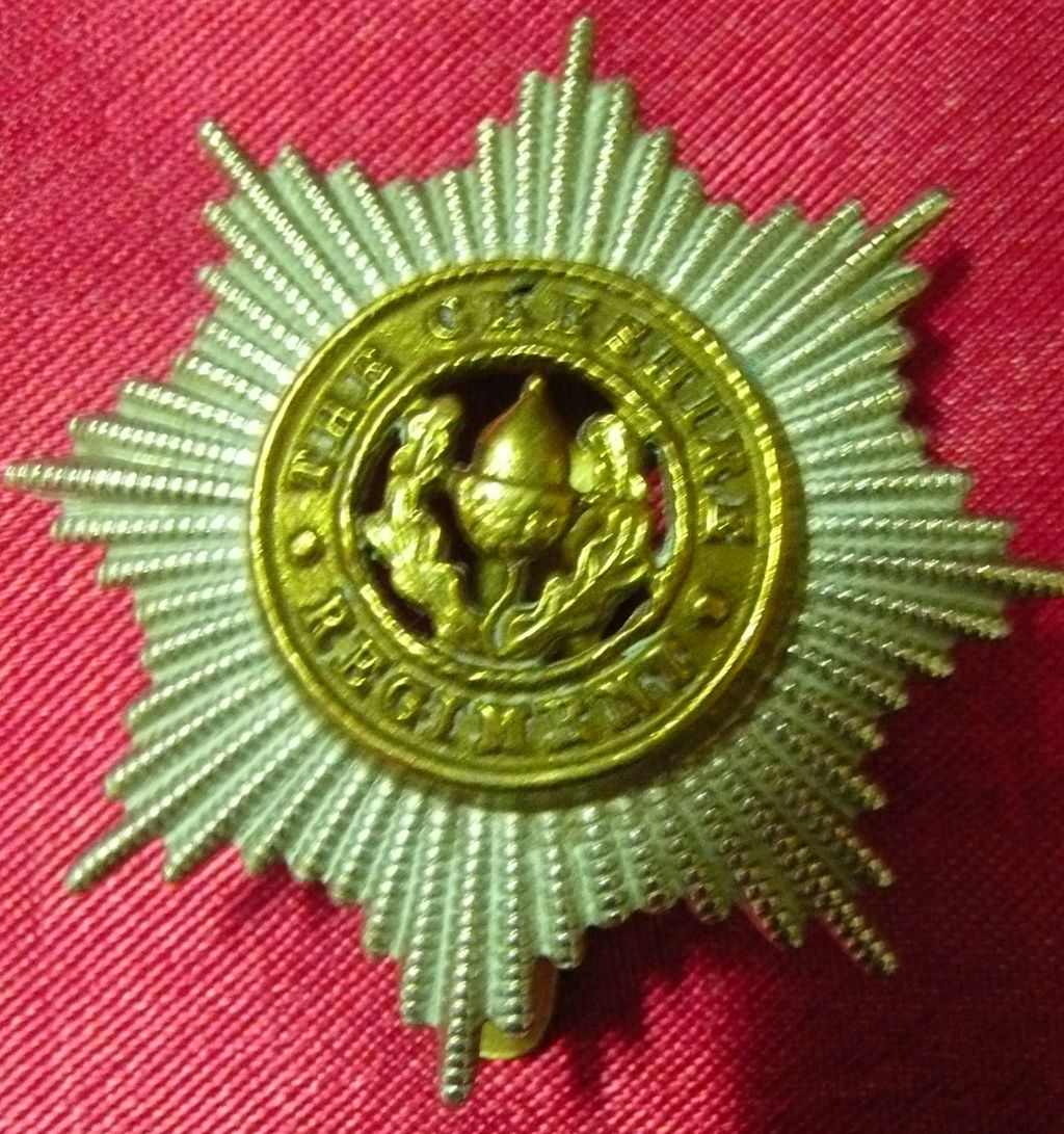 WW1 British Army Badge - The Cheshire Regiment
