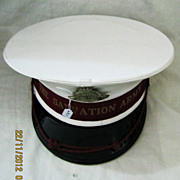 Salvation Army Mans Cap