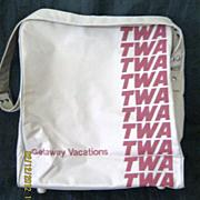TWA Airlines Cabin Bag