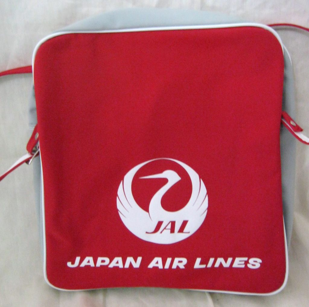 JAPAN Airlines Cabin Bag