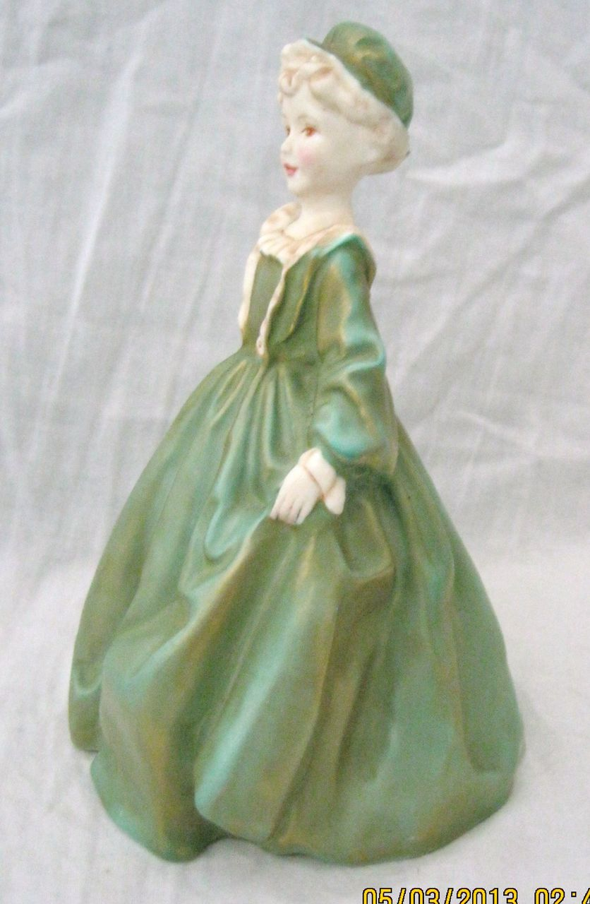 Royal Worcester 'Grandmothers Dress' Figurine