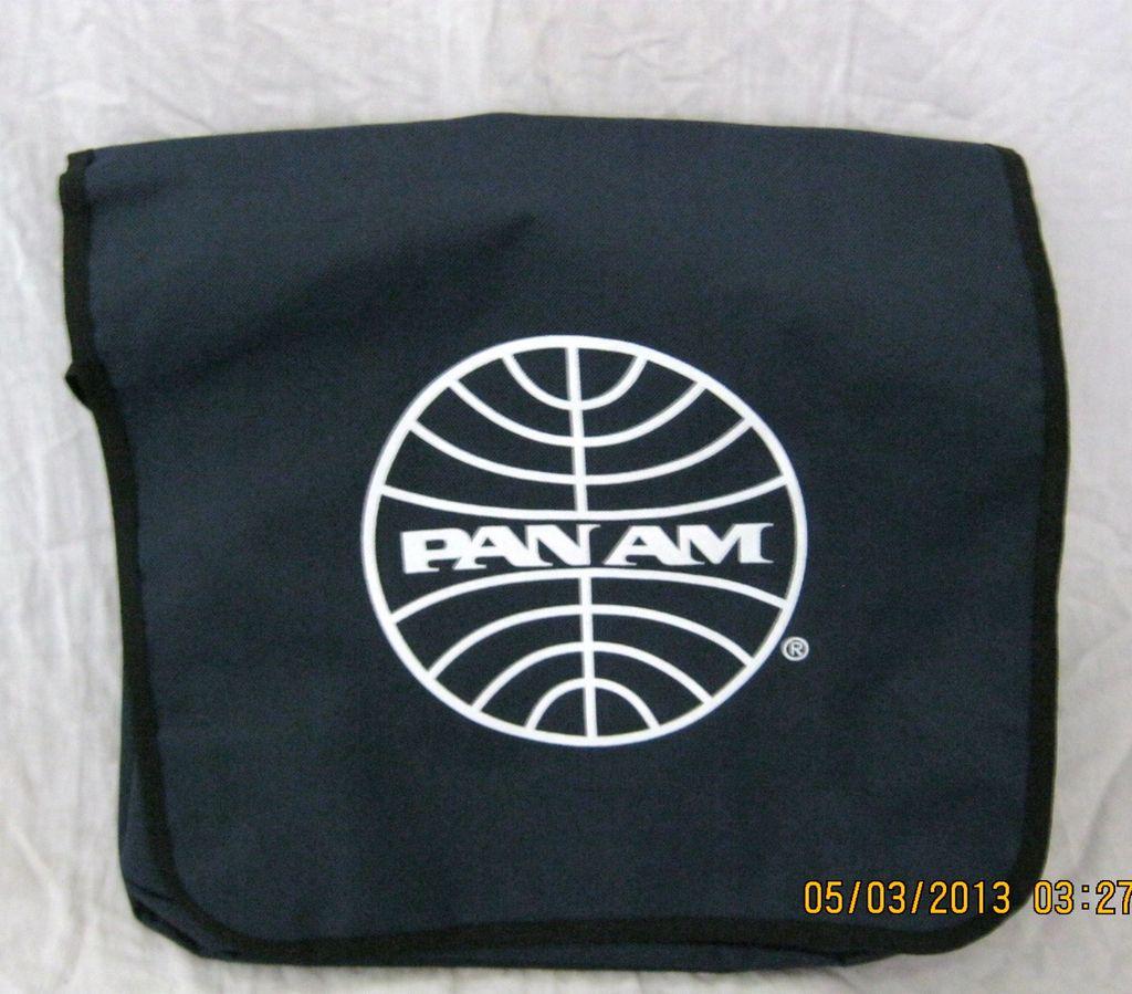 PAN AM Satchel Type Cabin Bag