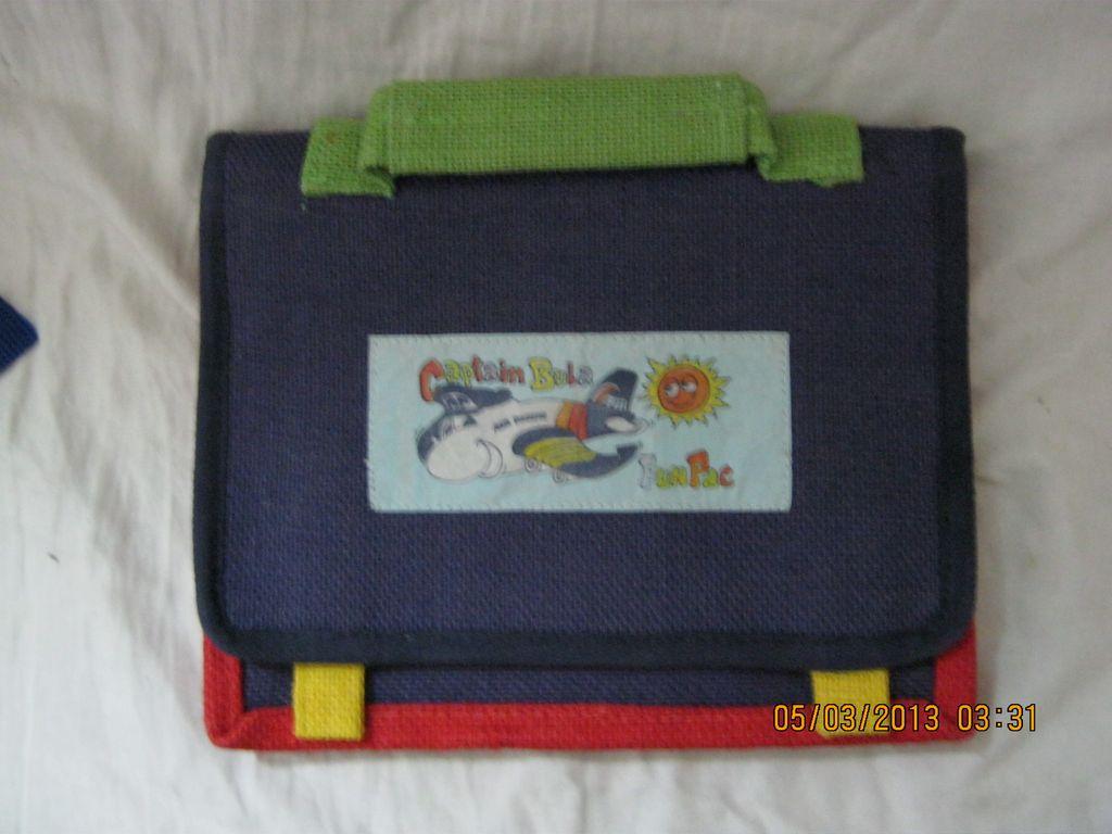 Air Pacific 'Fun Pac' Kids Cabin Bag