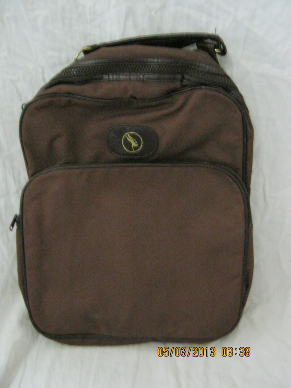 QANTAS cloth Cabin Bag