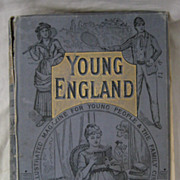 1891 Children's Annual 'Young England'