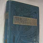 The Sunday At Home 1896