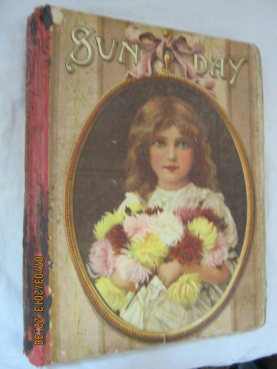 SUNDAY Annual 'Reading For The Young' 1906