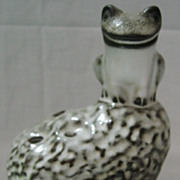 Howard Pierce Pottery - Frog On A Stone