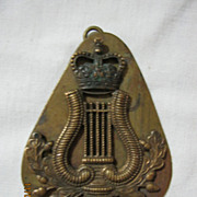 WWI British Army Musicians Badge