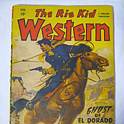 The Rio Kid Western - February 1949
