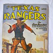 Texas Rangers Western - December 1948
