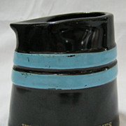 WILHELMSEN Lines Advertising Funnel Ashtray