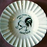 Hotel Viking Oslo Souvenir Ashtray