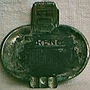 Reno Souvenir Ashtray