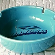 CHANDRIS Shipping Lines Advertising Ashtray