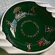 Dormeuil Advertising Ashtray