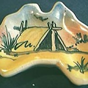 Vanda Australian Souvenir Pottery