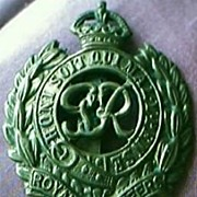 First World War Military Badge