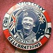 WW11 Victory Badge Montgomery
