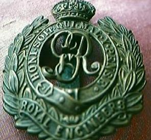 First World War Military Badge