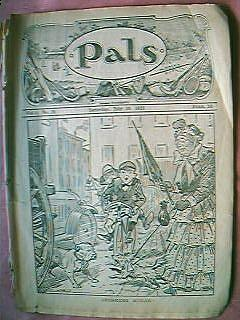 PALS Comic Book 1931