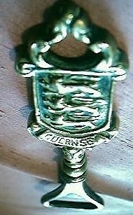 Guernsey Brass Bottle Opener Circa 1924