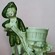 Vintage Porcelain Striker