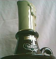 Garnier Candle Holder Decanter