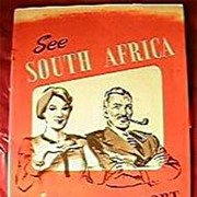 1950's South African Railways Brochure