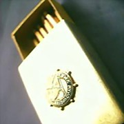 T.S.M.V. Wanganella Matchbox Holder Circa 1930's