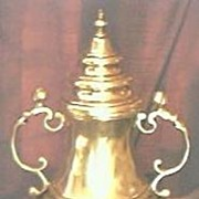 Regency Period Coffee Urn Circa Early to Mid 1800's