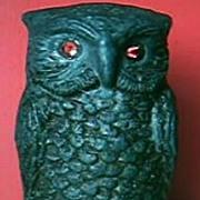 Vintage Unusual 1920's RADIO OWL
