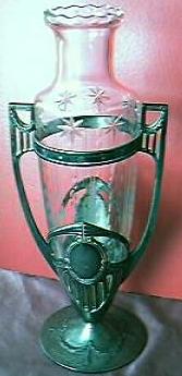 Gorgeous Victorian Art Nouveau Vase