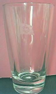 Vintage USSCo Imperial Half Pint Beer Glass Circa 1920's