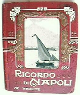Ricordo Di Napoli Circa 1880's-1890's