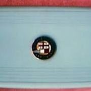 M.V. Rangitane  NZSCo Shipping Line Souvenir Clothes Brush