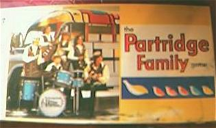 The Partridge Family Game 1971