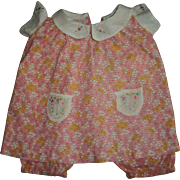 Sweet Dress & Onsie For Momma Doll