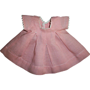 Vintage Madame Alexander Tagged Princess Elizabeth Pleated Dress