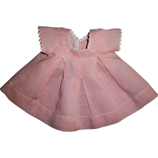 Vintage Madame Alexander Tagged Princess Elizabeth Pleated Dress
