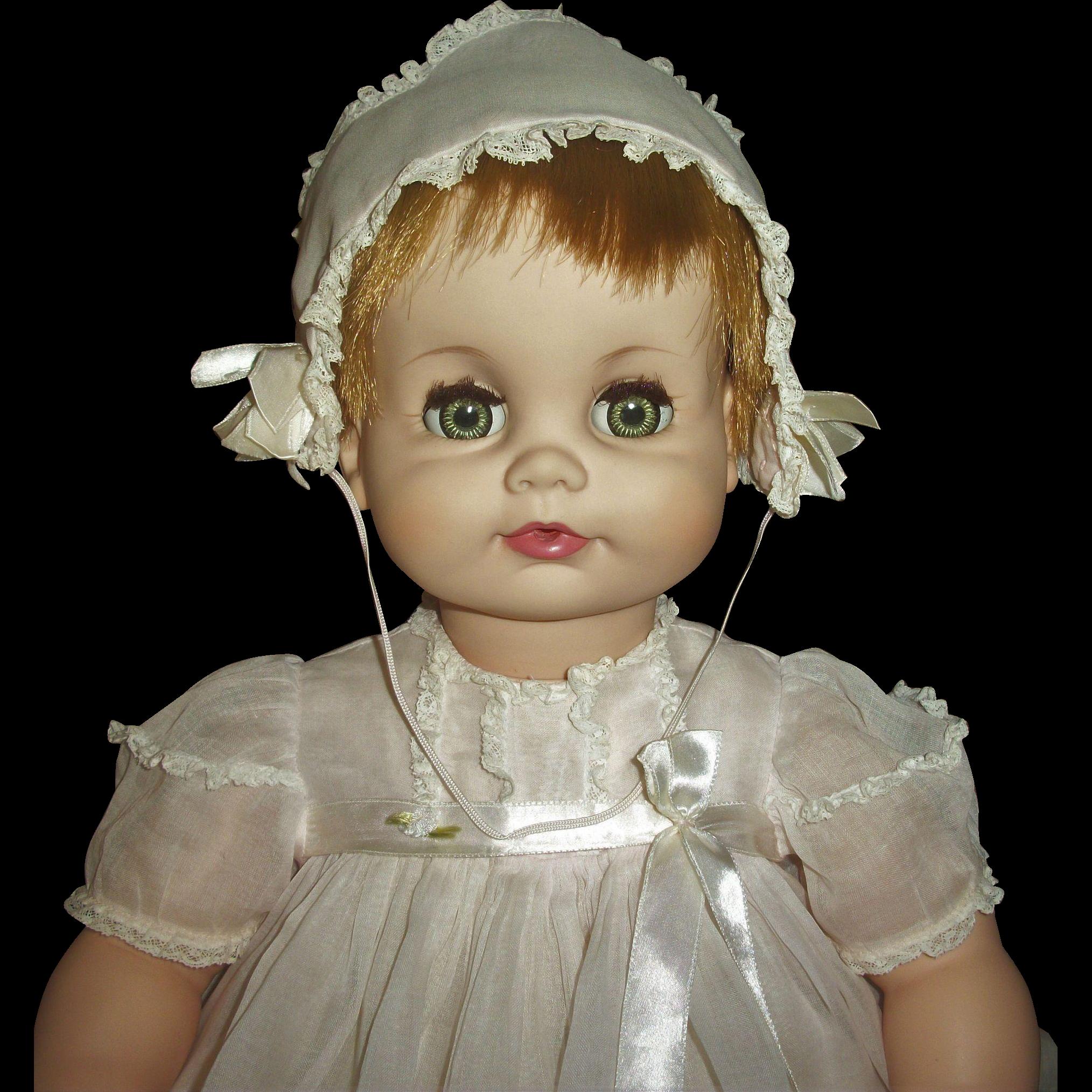 Vintage Madame Alexander All Original Timmie Face Baby