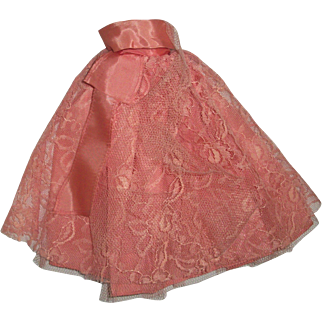 """Stunning Factory Lace & Tulle Ball Gown For 15"""" Fashion Dolls Revlon and Friends"""