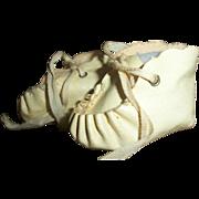 Original Factory Dy-Dee-Kin Effanbee Mold 1 Dy-Dee Baby Doll Shoes