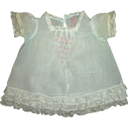 "Vintage Older Tagged Effanbee Baby Doll Dress Fits 15"" Dy-Dee"