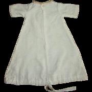 Original Effanbee Dy-Dee Baby Sacque