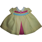 Mint Mattel Chatty Cathy School Dress