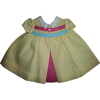 Mint Mattel Chatty Cathy School Dress