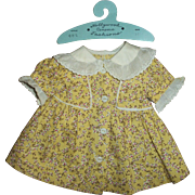 Vintage Hollywood Cinema Fashions Doll Dress for Shirley & Other Compos