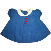 Vintage 1930s Tagged Molly'es Shirley Temple Dress