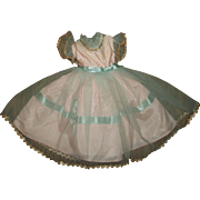 Gorgeous Ideal Princess Mary Doll Dress~Toni Dress